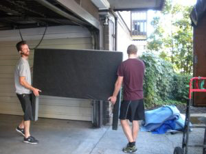 Furniture removalists Hills District